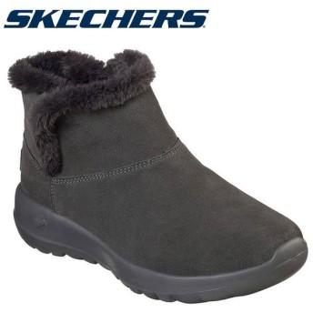 スケッチャーズ SKECHERS ON-THE-GO JOY-BUNDLE UP 15501-CHAR レディースシューズ 19FW