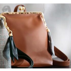 GeeRA 大きく開いて使いやすいがま口リュック ゴールド フリー レディース 5,000円(税抜)以上購入で送料無料 リュック 夏 レディースファッション アパレル 通販 大きいサイズ コーデ 安い おしゃれ お洒落 20代 30代 40代 50代 女性 バッグ かばん 鞄