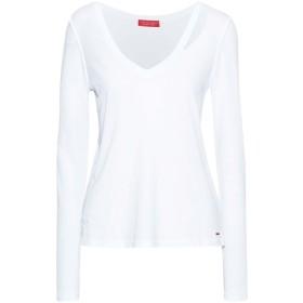 《期間限定 セール開催中》n:PHILANTHROPY レディース T シャツ ホワイト L コットン 100%