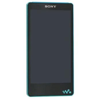 【中古】SONYウォークマン Fシリーズ NW-F885 ブルー/16GB