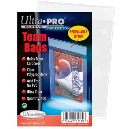 【桌遊週邊】卡夾外套自黏袋 球卡卡夾專用自黏袋 Ultra Pro 魔風桌遊週邊 含稅附發票 實體店面
