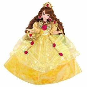 リカちゃん ドレス ゆめみるお姫さま イエローローズドレス