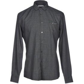 《期間限定セール開催中!》GREY DANIELE ALESSANDRINI メンズ シャツ グレー 44 100% コットン