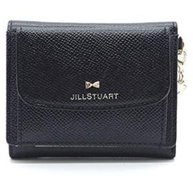 [ジル スチュアート] 財布 レディース 3つ折り財布 ビスコッティ JSLW8ES2 ブラック