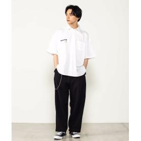 シャツ - WEGO【MEN】 LogoBIGシャツ(5) BV19AU06-M1772