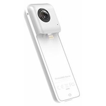 Insta360 Nano 360度カメラ 3K動画 iPhone6/7シリーズ専用 シルバー CM112 【国内正規品】