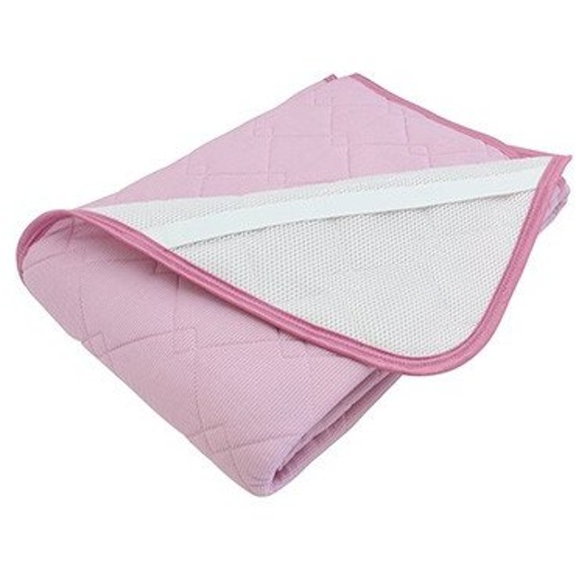 西川株式会社 多機能クール敷パッド シングル ピンク PM07001561P