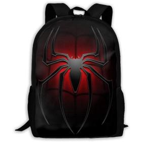 おしゃれ スパイダーマン 6 リュックサック リュック バックパック 防水 ビジネス バッグ フラップデイパック ラップトップバック ヒューズボックス アウトドアリュック 男女兼用 軽量 大容量 通勤 通学 旅行