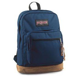 開學換包JanSport 校園背包(RIGHT PACK)-深藍