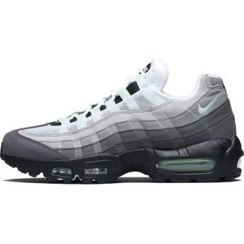 (ナイキ) Nike Air Max 95 CD7495-101 ホワイト ミント エアマックス スニーカー (25) [並行輸入品]