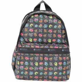 LeSportsac レスポートサック リュックサック 7812 Basic Backpack E198 GARDEN TRAIL [並行輸入品]