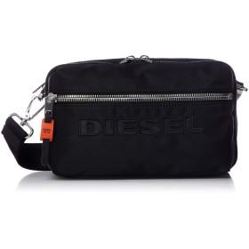 (ディーゼル) DIESEL レディースロゴ 2WAYクロスボディバッグ X06440PR027 UNI ブラック T8013