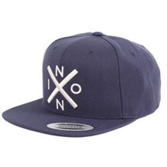 【Super Sports XEBIO & mall店:帽子】EXCHANGE SNAPBACK HAT ALL NAVY/CREAM NC20662849-00