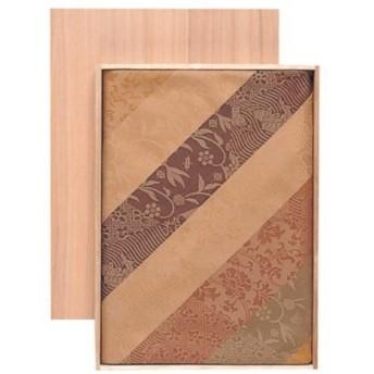 宮井 ふろしき くらしの布 絹90cm幅 古彩裂取縞 13-0947-40和風 プレゼント おしゃれ