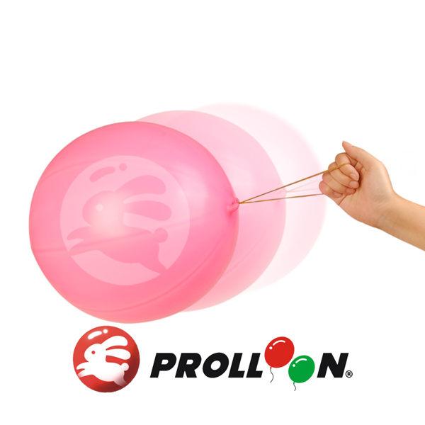 將氣球吹大後打結,抓住氣球上的橡皮筋拍打氣球會發出砰砰砰的聲音。可訓練小朋友手眼協調與手臂肌肉。
