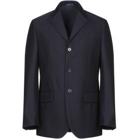 《期間限定セール開催中!》BERRY & BRIAN メンズ テーラードジャケット ダークブルー 48 コットン 100%