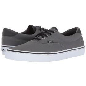 (バンズ) VANS メンズスニーカー・靴 Era 59 (Reflective) Pewter Men's 9.5, Women's 11 27.5cm(レディース28cm) Medium [並行輸入品]