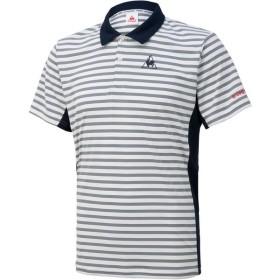 le coq sportif ルコック 半袖ポロシャツ QTMNJA44 ホワイト