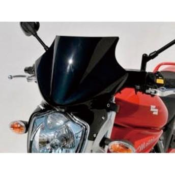 アルマックス バンディット650 Saute vent メーターバイザー(スモーク)   ERMAX