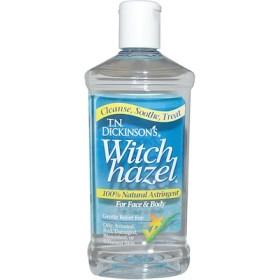 ウィッチヘーゼル, フェイス・ボディー用, 16液体オンス (473 ml)