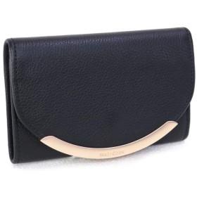 SEE BY CHLOE LIZZIE シーバイクロエ 財布 三つ折り レディース レザー ブラック 黒 CHS17WP781349