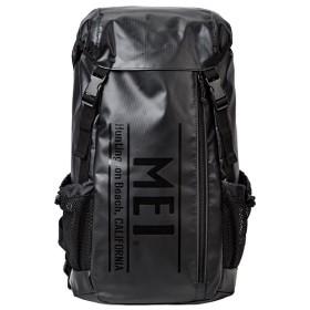 カバンのセレクション メイ リュック メンズ レディース ロゴ 大容量 30L MEI mdtp502 ユニセックス ブラック フリー 【Bag & Luggage SELECTION】