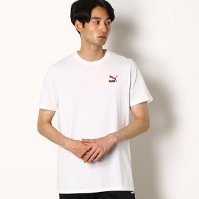 [マルイ] 【プーマ/PUMA】メンズカジュアルSSシャツ(CLASSICS エンブロイダリー T)/プーマ(PUMA)