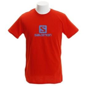 サロモン(SALOMON) コットン ロゴ半袖Tシャツ L40358600 (Men's)