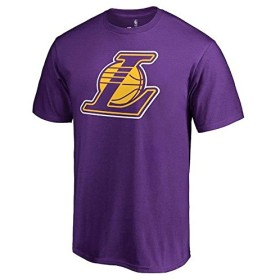 Fanatics Branded Fanatics Branded Isaiah Thomas Los Angeles Lakers Purple Round About Name & Number T-Shirt スポーツ用品 M 【並行輸入品】