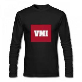 トップス VMI Men Long Sleeve T-Shirt メンズ Tシャツ