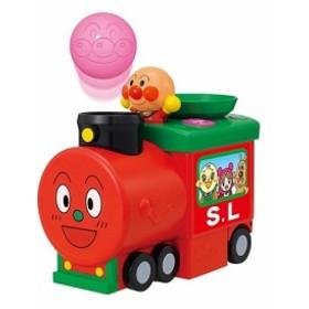 アンパンマン ボールがとびだす! はしるよポンポンSLマン  おもちゃ こども 子供 知育 勉強 1歳6ヶ月~