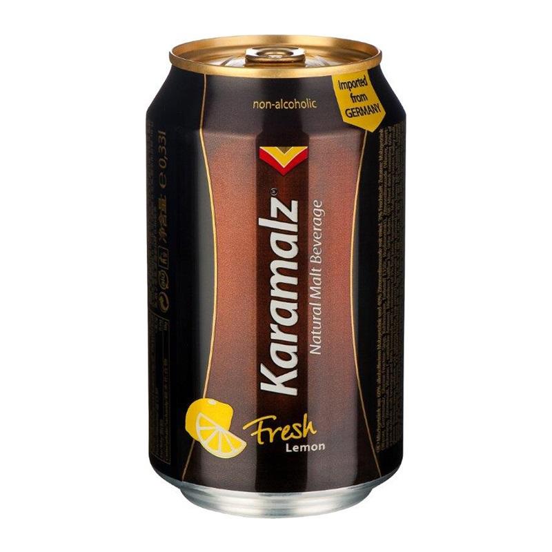 德國卡麥隆檸檬黑麥汁330ml