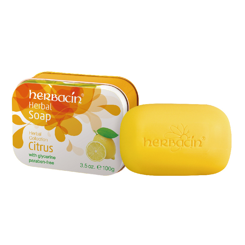 小甘菊檸檬淨白亮膚皂