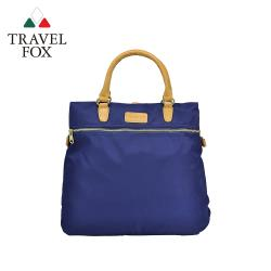 TRAVEL FOX 旅狐 親輕3WAYS三用尼龍包 (TB693-47) 藍色