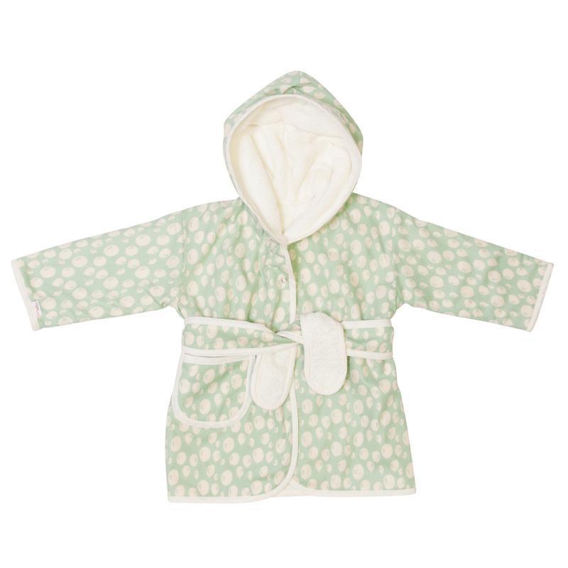 產品特色 連身設計,不易著涼 質地柔順溫和,不傷肌膚 完整包覆幼兒全身 親和觸感 具極佳的吸水能力 產品介紹 商品規格 產地:歐洲製造 保固:無材質:表布100%有機棉/裡布90%有機棉+10%聚酯纖