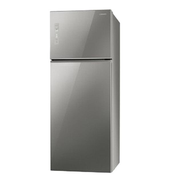 奇美 CHIMEI 485公升 UR-P48GB1 -琉璃晶  變頻雙門冰箱 全平面無邊框玻璃