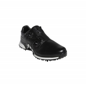 アディダス ゴルフシューズ AD360XTツインBK903 ダイヤル式スパイクシューズ ゴルフ adidas