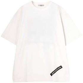 【20%OFF】 コトリカ Back Logo BigTシャツ メンズ オフホワイト L 【COTORICA.】 【セール開催中】