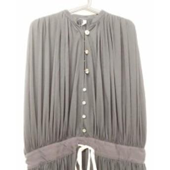 プティローブノアー petite robe noire ワンピース レディース 美品 黒 duna【中古】20190713