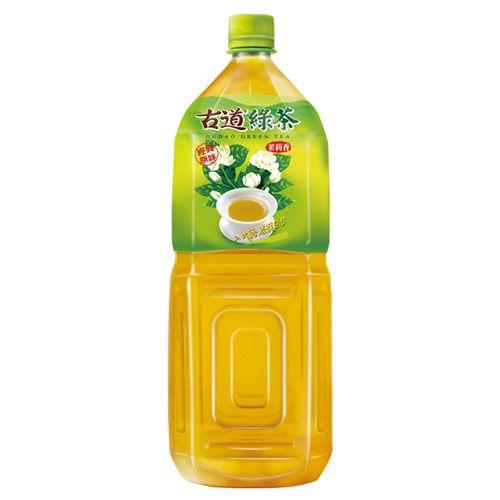 古道綠茶Pet 2L