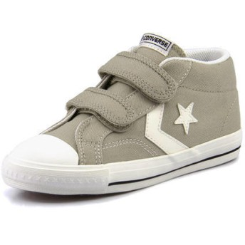 converse コンバース KIDS CX-PRO SK V-2 MID キッズスニーカー(キッズCX-PROSKV-2MID) 3CL556 ベージュ ボーイズ