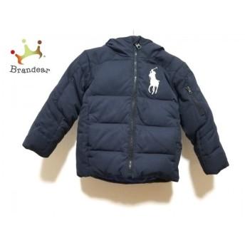 ポロラルフローレン ダウンジャケット サイズ3/3T ユニセックス ビッグポニー 子供服 新着 20190730