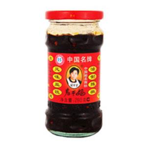 【全素】陶華碧老干媽豆鼓油制辣椒210g