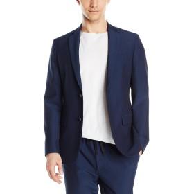 TheoryメンズRodolf N HLソリッドSeer Suiting Seperateジャケット カラー: グレイ