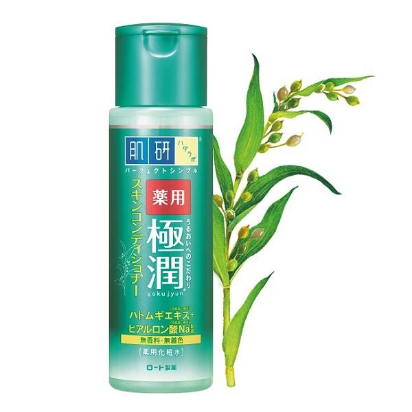 肌研極潤健康化妝水