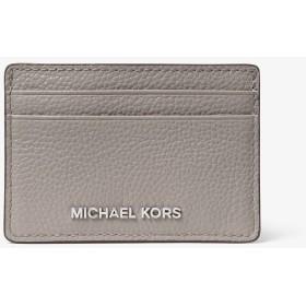 MICHAEL MICHAEL KORS レディース JET SET カードホルダー 新作全アイテム パールグレー マイケル・コース