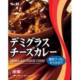 デミグラスチーズカレー 中辛 (200g)