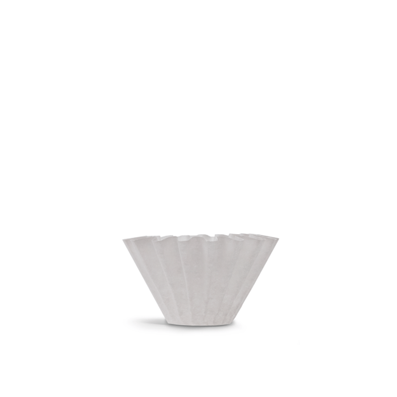 POUR-OVER SYSTEM – Paper Filter[X] 波浪濾紙(1-2人份) 90張