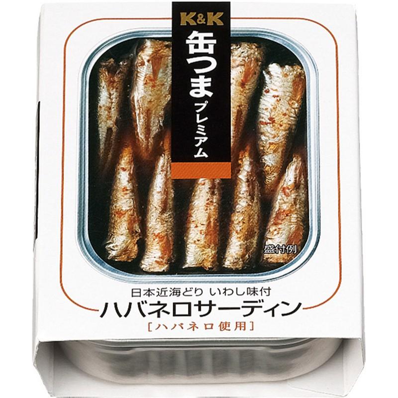 KK 墨西哥辣椒醬沙丁魚