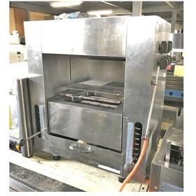 両面焼物器 アサヒサンレッド SGH-45 プロパンガス 業務用 中古/送料別途見積